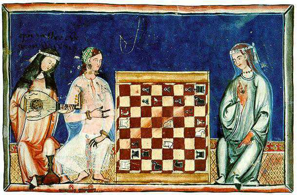 Chess book luteplayer
