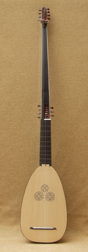 Theorbo after Buechenberg