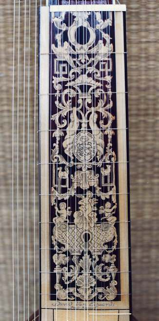 German Baroque Lute