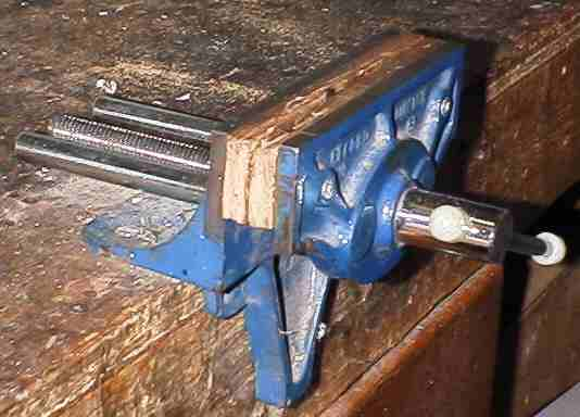 Wooden Vice PDF Woodworking